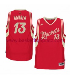 Houston Rockets Trikot Herren 2015 James Harden 13# NBA Weihnachten Basketball Trikot Swingman..